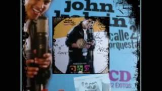 Me Olvide De Tu Amor/Jhon Kelvin & Calle 2(LETRA/DISCO RENACER)