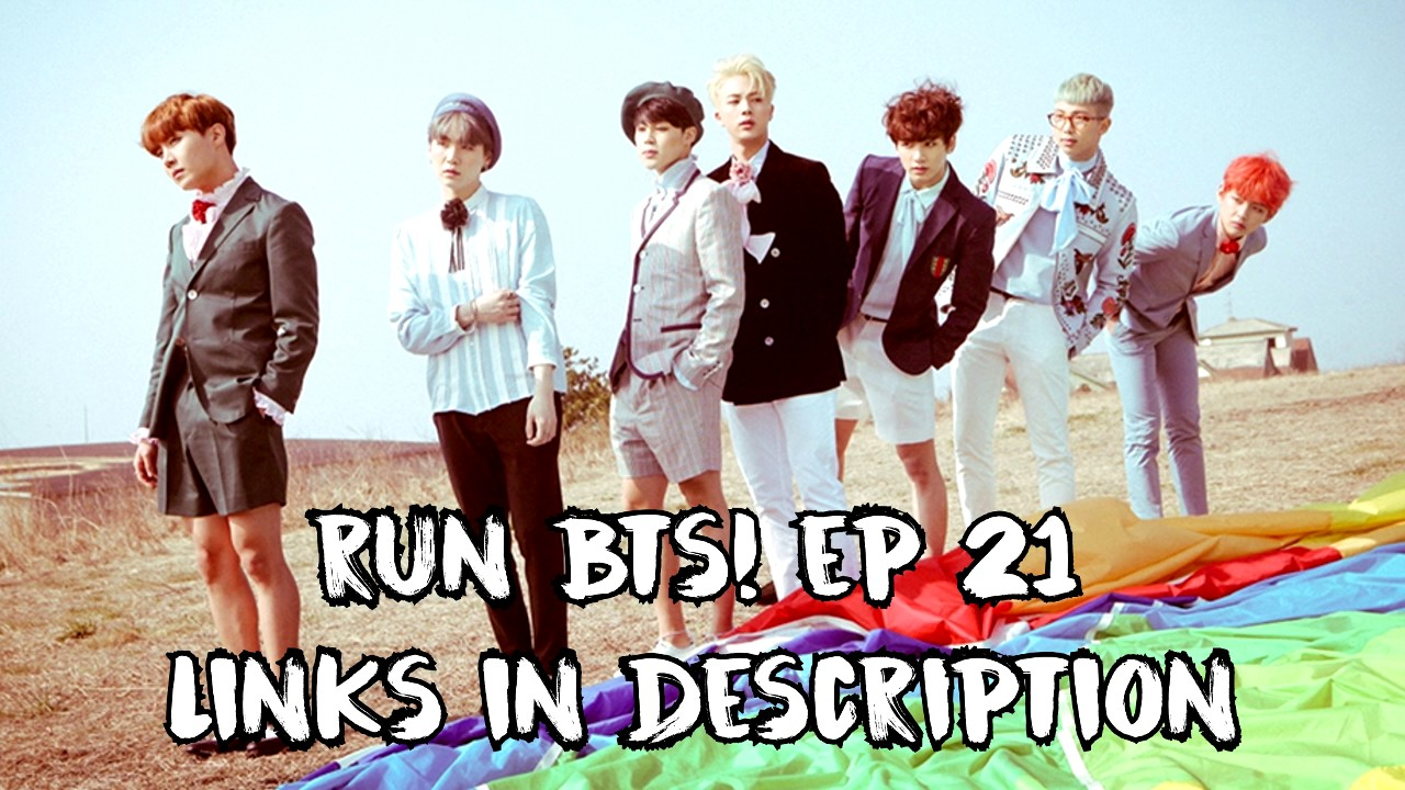 [ENG SUB] [INDO SUB] 170530 Run BTS! EP 21 (Links in description)