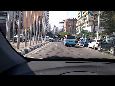 Cidade de Luanda/ Angola 2018