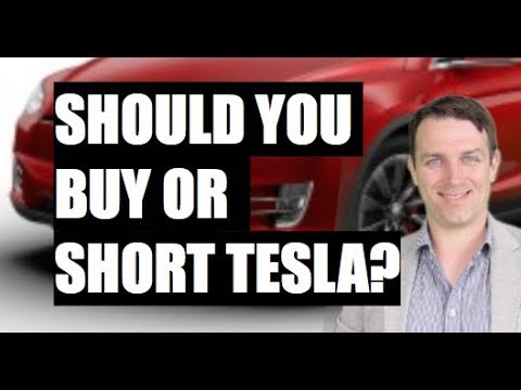TESLA STOCK EXPLAINED - BUY OR SELL - REFLEXIVITY THEORY