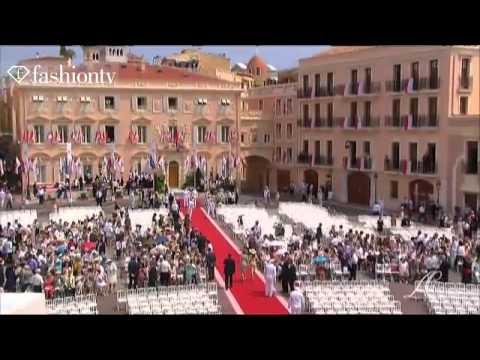 Prince Albert of Monaco Royal Wedding 2011  Highlights + Best-Dressed Celebs _ FashionTV Video Archi
