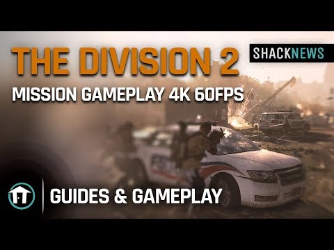How to fix error Delta-03 in The Division 2 | Shacknews
