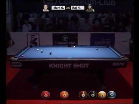 Mark Gray - Raj Hundal - semifinal