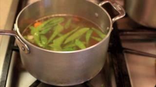Japanese Udon Miso Noodle Soup