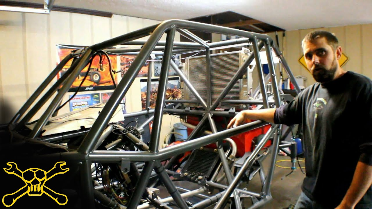 Ultra 4 Buggy Build King Of The Hammers Youtube