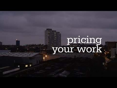 Freelance Toolkit | Pricing Your Work