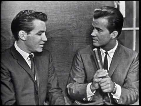 American Bandstand 1964- Interview Jimmy Rodgers