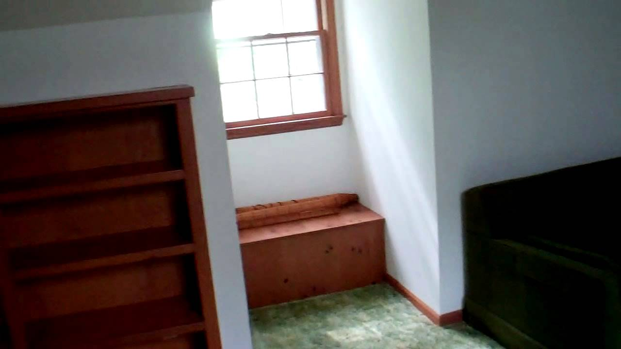 2nd Flr Bonus Room With Dormer Window Window Seat Built