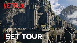 The Witcher: WitcherCon | Inside Kaer Morhen | Netflix