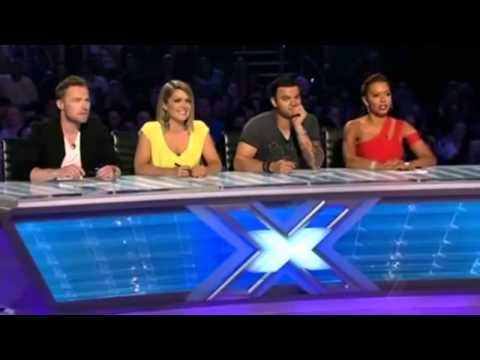 The Top 10 Best X Factor auditions Moments (UK, AUS, US)