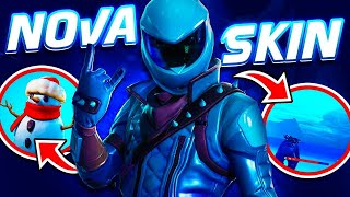* NEW * HONOR GUARD SKIN, SNOWMAN and WATER RISING? -Fortnite, the