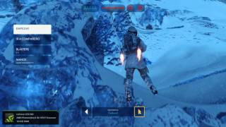 Star Wars - Battlefront [Infinite Jetpack and aimbot -_- ]