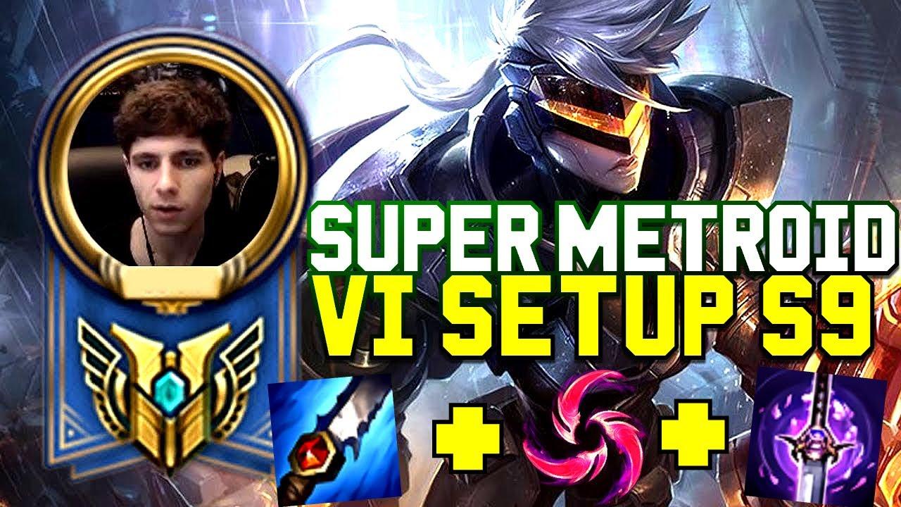 Super Metroid Vi Guide Season 9 - Hail of Blades Vi! - ENGLISH VIDEO