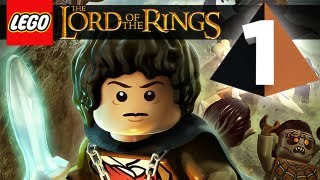 Lego Lord of the Rings Gameplay Walkthrough Part 1 - Prologue [Xbox 360/PS3/PC]