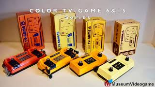 Color TV Game Series