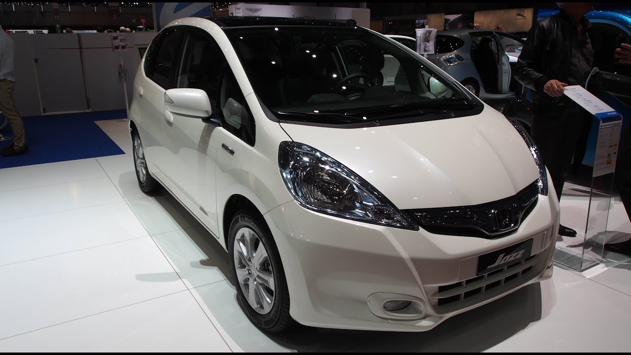 honda jazz 1 3 i vtec hybrid youtube. Black Bedroom Furniture Sets. Home Design Ideas