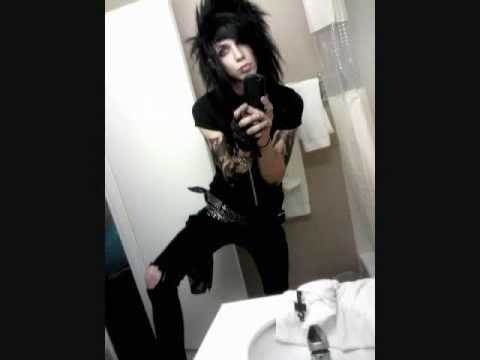 blood on the dance floor-sexting +pictures of andy biersack from black veil brides