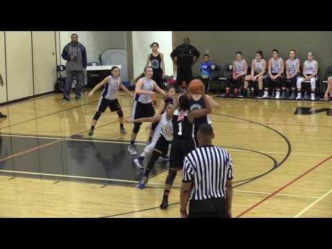OC Mustangs vs Ohio Lady Hoopsters 2.19.17