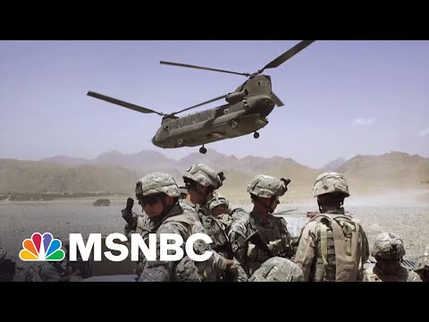 How Much Can The U.S. Spend On Americans Now That Afghan War Is Over?   Michael Moore On MSNBC