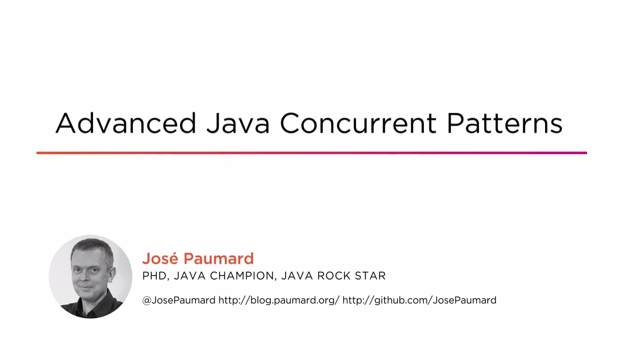 Course preview advanced java concurrent patterns youtube course preview advanced java concurrent patterns baditri Gallery
