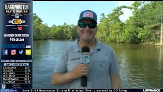 2018 Bassmaster LIVE at Sabine River   Saturday