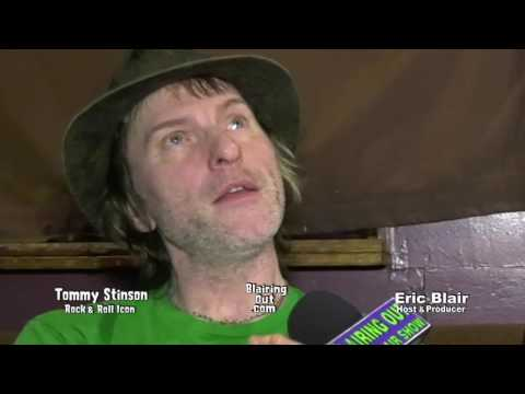 Tommy Stinson & Eric Blair talk his life in music & Bash & Pop 2017