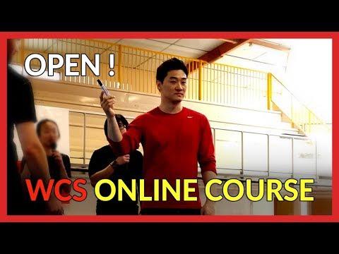 WCS Online Course Open - DK Yoo
