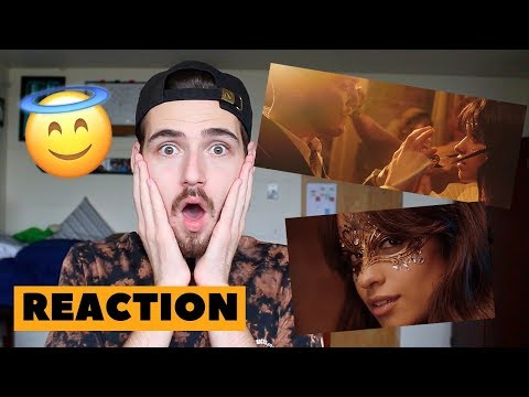 Beautiful - Bazzi feat. Camila Cabello (Music Video) | REACTION