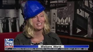 Kelly Hyman appears on Watter's World