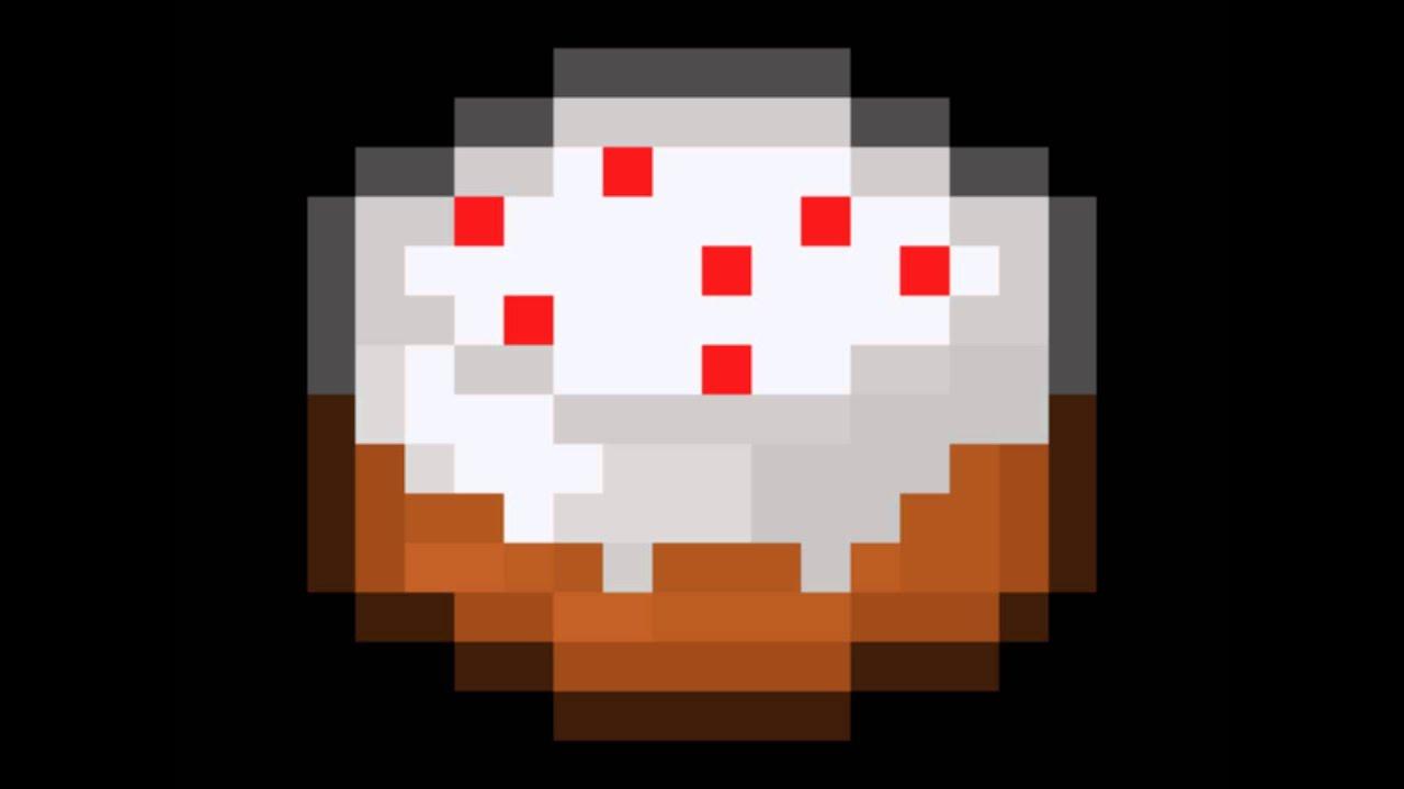 How To Make A Cake On Minecraft Pe