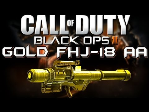 GOLD FHJ-18 AA - Getting Battered in COD!? (BO2 Weapons Advice and Tips)