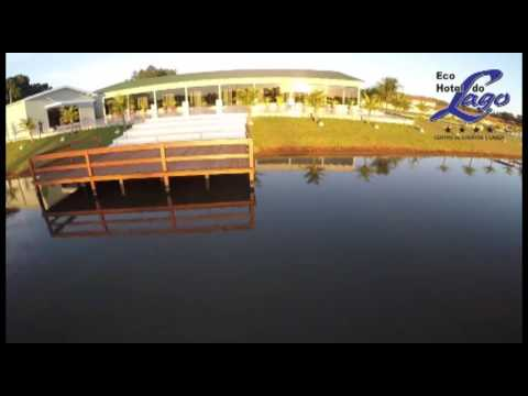 Eco Hotel Do Lago Campo Grande Ms Youtube