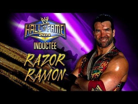 2014 WWE Hall of Fame Inductee: Razor Ramon: Raw, March 24, 2014