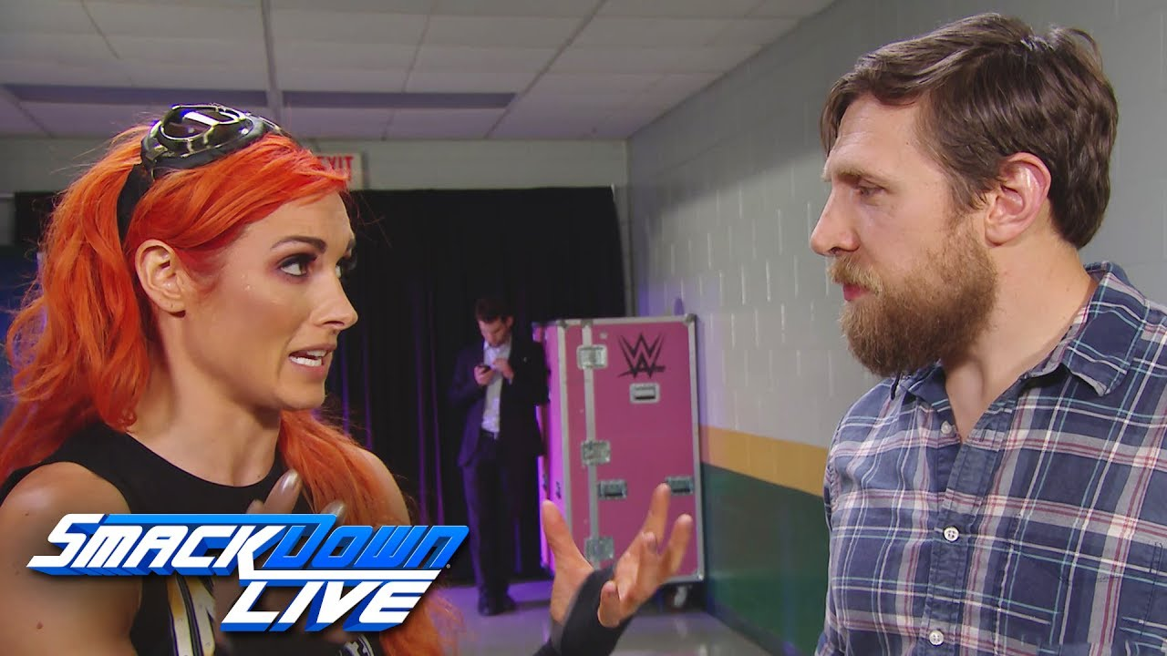 Download Becky Lynch urges Daniel Bryan to do the right thing: SmackDown LIVE, June 20, 2017