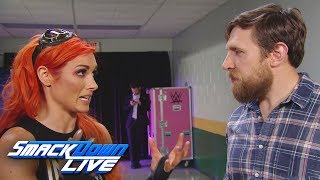 Becky Lynch urges Daniel Bryan to do the right thing: SmackDown LIVE, June 20, 2017