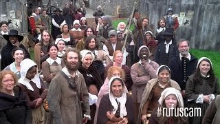 #RufusCam: Village people - Doctor Who: Series 9 (2015) - BBC