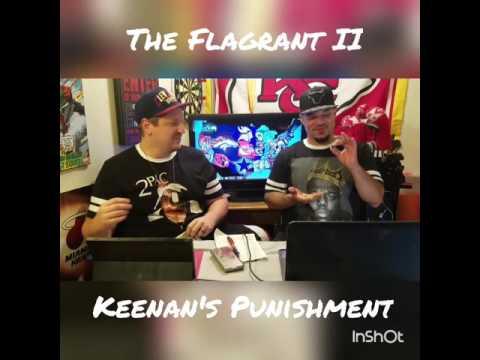 Keenan's Punishment, 2pac Vs Biggie,  College Football