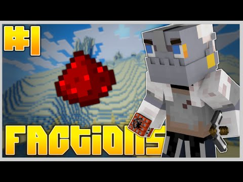 Minecraft FACTIONS! Relics from a Past Age (Episode 1)