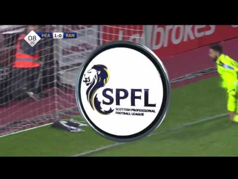 Scottish Premier League - Hearts vs Rangers - 1 February 201
