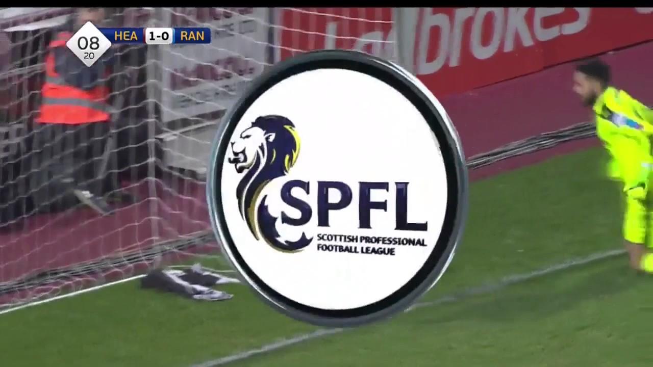 scottish premier league hearts vs rangers 1 february