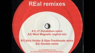 West Magnetic  -  REal (JT Donaldson remix)