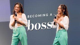 Gambar cover BECOMING A BOSS | The Secret Behind My Success