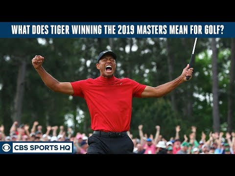 Tiger Woods is BACK. What does it mean for golf? | CBS Sports HQ