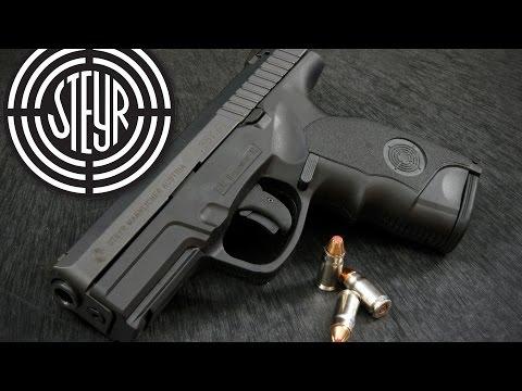 4K Review: Steyr M357-A1 - that *other* Austrian striker pistol