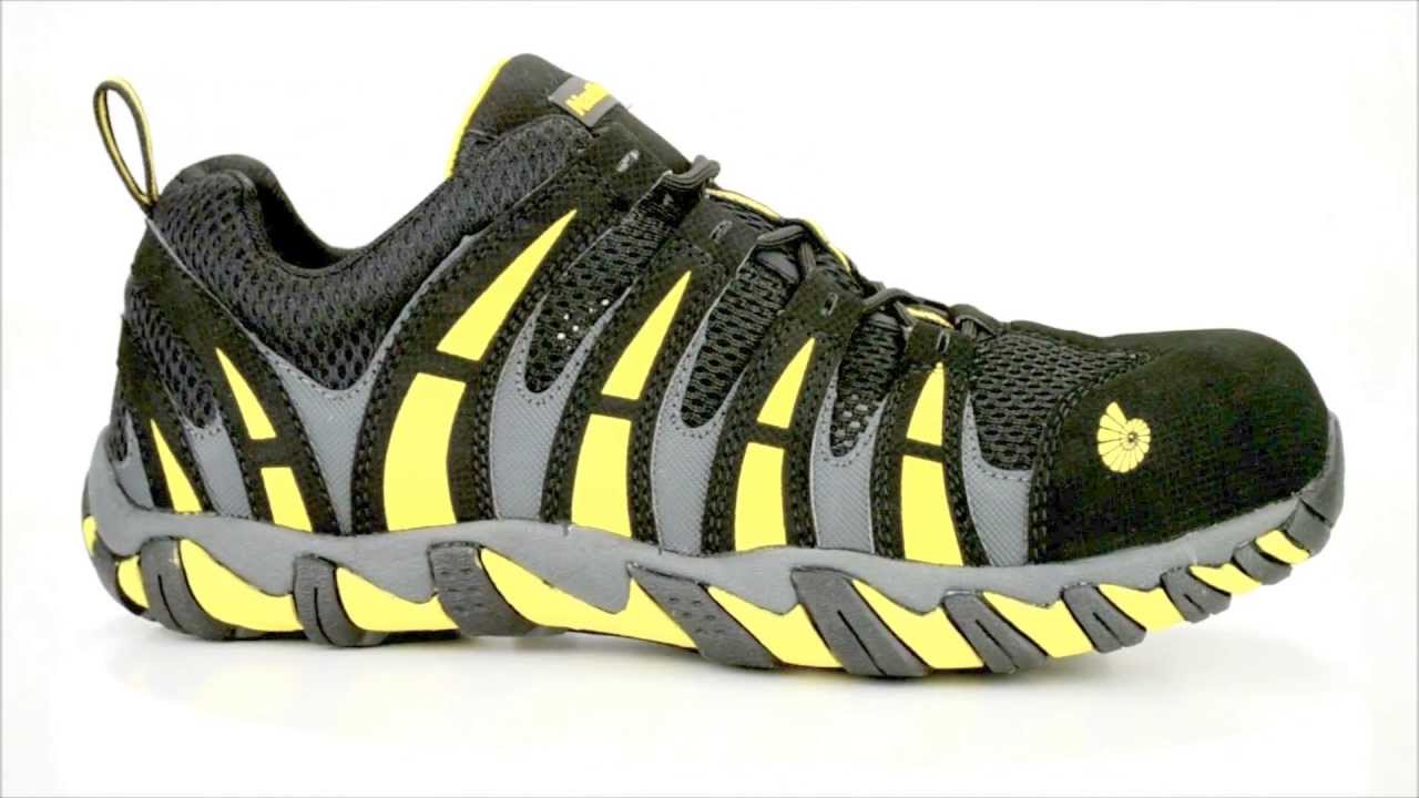 bf8d9b085c4 Men s Nautilus N1925 Composite Toe Work Shoe   Steel-Toe-Shoes.com - YouTube