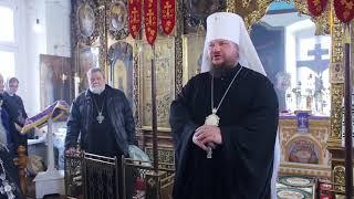 Слово митрополита Ферапонта на Литургии ПД в среду второй седмицы Великого поста