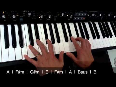 Live Piano Lesson Leaving Space Hillsong Awakening Pt 2 Youtube