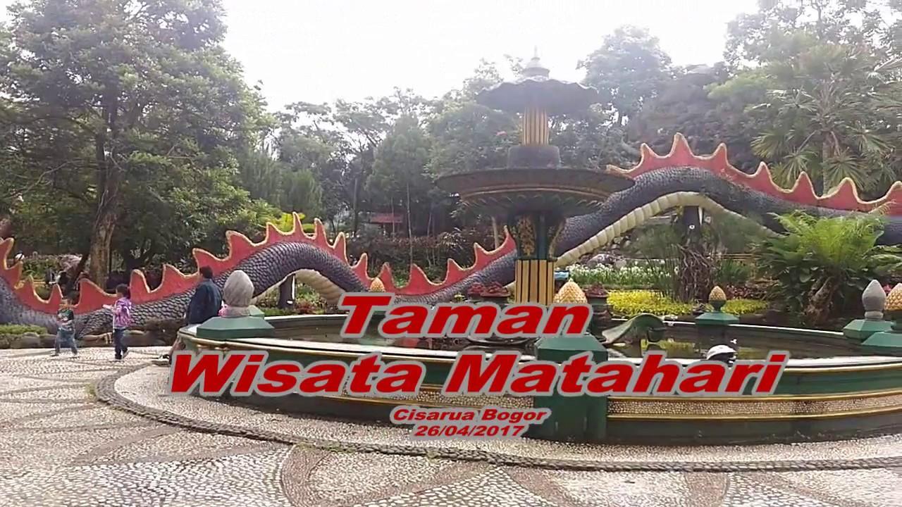 2017 Preview Keliling Taman Wisata Matahari Cisarua Bogor Wisata