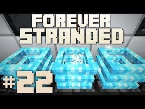 Minecraft- Forever Stranded [22] TEMPERATURE REGULATOR