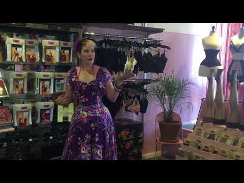 What Katie Did Lingerie Boutique in Burbank, California